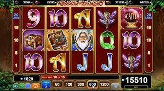 BOOK OF MAGIC,free fun game- Slot Machine,BIG WIN-Jackpot Party Casino Slots
