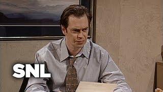 Crazy Boss Job Interview - Saturday Night Live