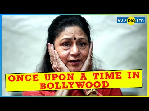 ONCE UPON A TIME IN BOLLYWOOD with Aruna Irani