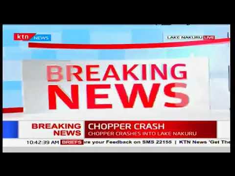 Lake Nakuru plane crush