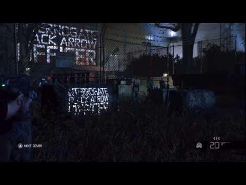 Tom Clancy's Splinter Cell: Conviction | 3 min Gameplay (HD)
