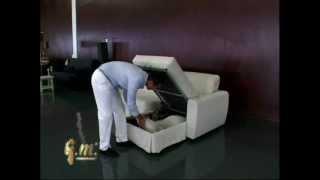 Угловой диван аккордеон на металлокаркасе Киев купить, цена, интернет магазин(, 2012-04-04T14:14:38.000Z)