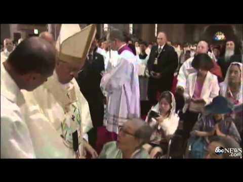 Pope's Relatives Killed in Argentina Car Crash