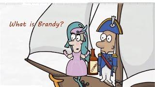 What is cognac, armagnac and calvados?