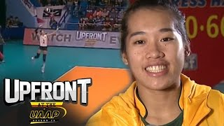 Kaninong service and pinakamahirap i-receive? | UAAP Asks | Upfront at the UAAP