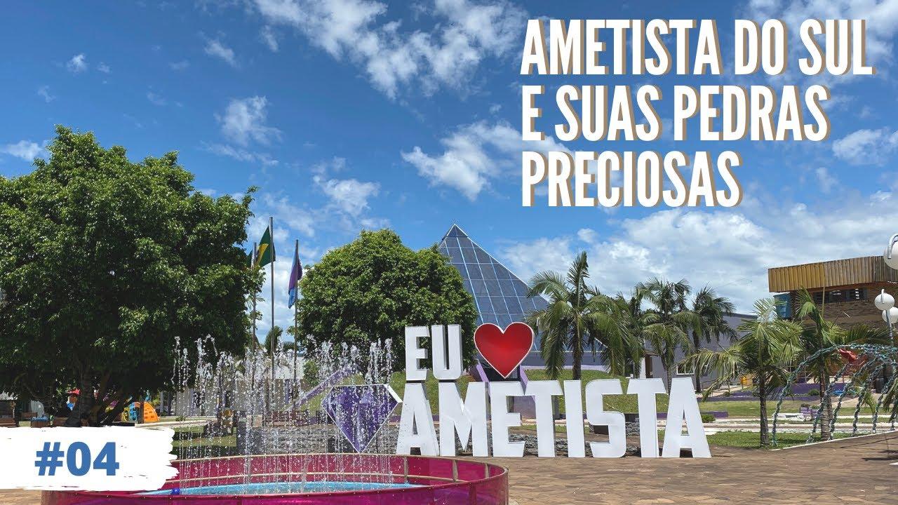 Ametista do Sul, por Paulo Vasconcellos