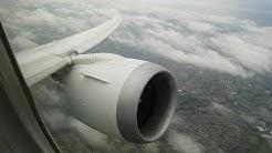 Etihad Airways Boeing 787-9 Dream)Liner Takeoff from London Heathrow LHR!