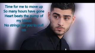 Zayn Malik   BeFoUr Oficial Lyrics