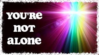Holly Tatnall - You're Not Alone (Lyric Visualizer)