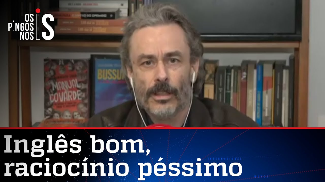 Fiuza: Barroso é mentiroso e age como palhaço