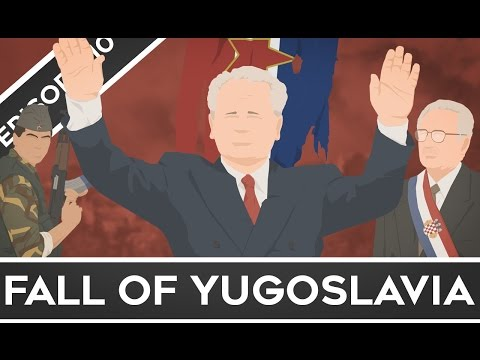 Feature History - Fall of Yugoslavia (1/2)