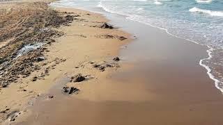 Черное море 6.30 утра!!! 27.07.2018 АНАПА ВИТЯЗЕВО ДЖЕМЕТЕ