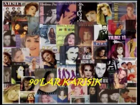 90 lar Karışık Pop (Unutulmayan Şarkılar)