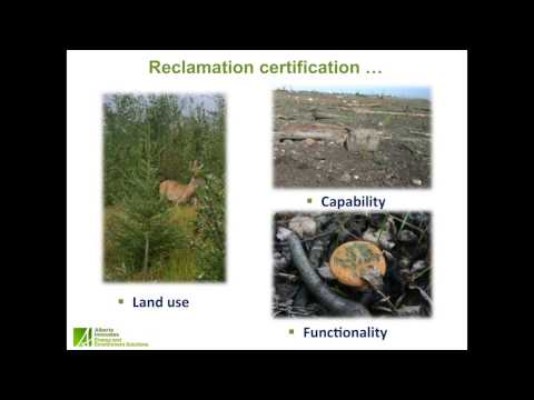 Ecological Resiliency: Is It a Meaningful Concept for Reclamation Regulation?