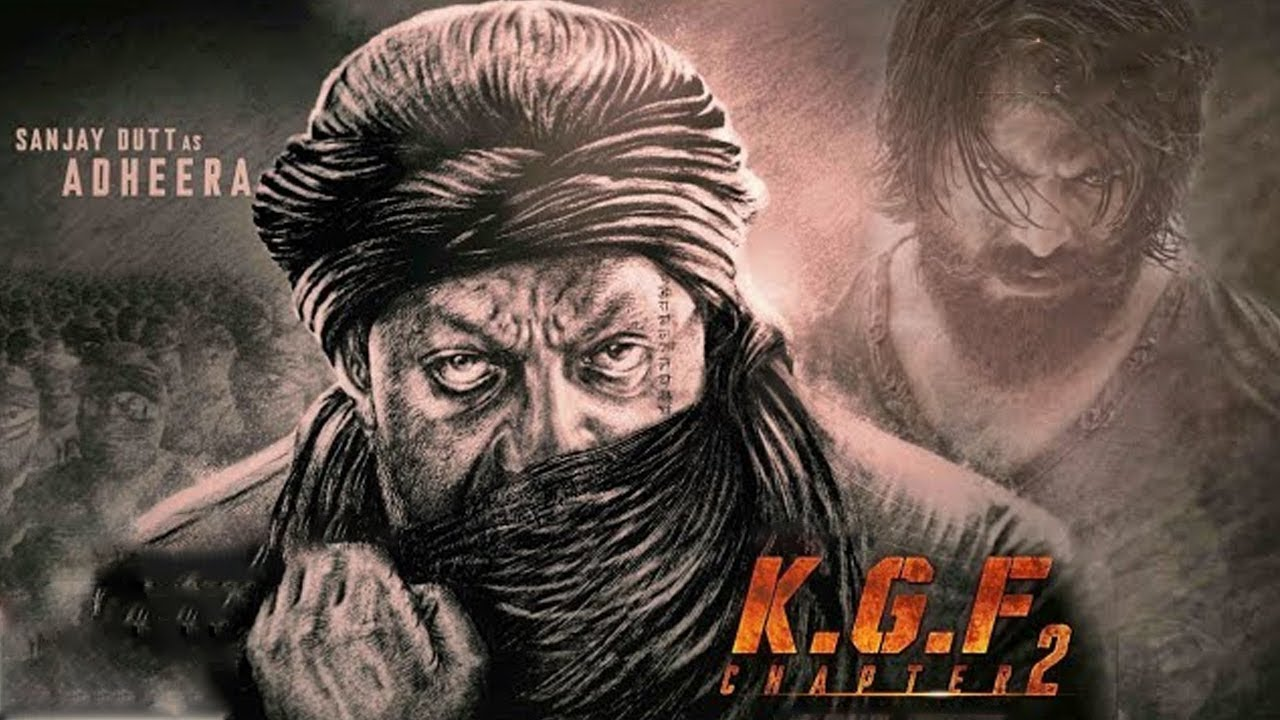 KGF 2 - First Look | Sanjay Dutt As Adheera | Yash | KGF Chapter 2 Release Date | Whats Thalle |Aaho