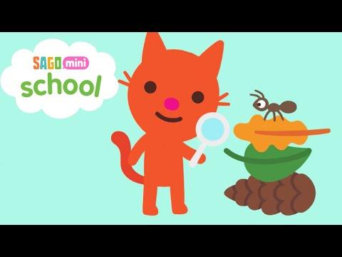 sago-mini-school---draw,-puzzles,-learn-to-read---preschool-kids-learning-games