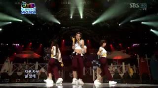 KARA mister / 카라 미스터 Fan's cut (27stage)