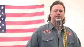 "Stan Johnston singing ""Jesus & The USA"""