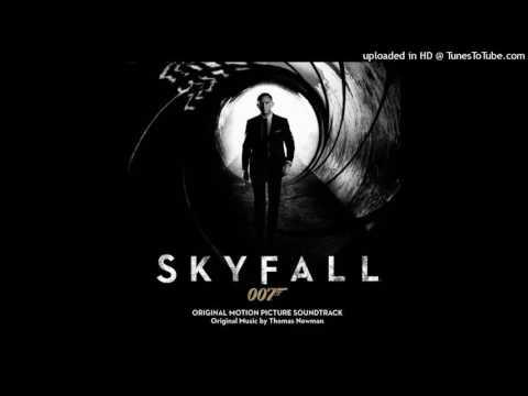 Skyfall Complete Score 38 - Adrenaline