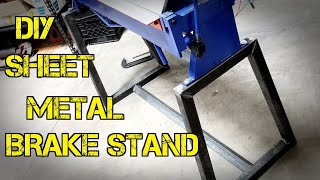 TFS: Sheet Metal Brake Stand