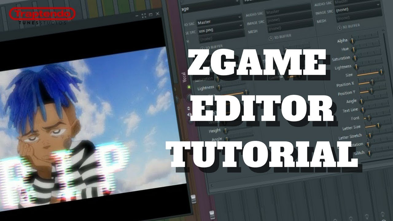 HOW TO MAKE A SAD ZGAME EDITOR VISUALIZER FOR BEAT STARS PRO PAGE