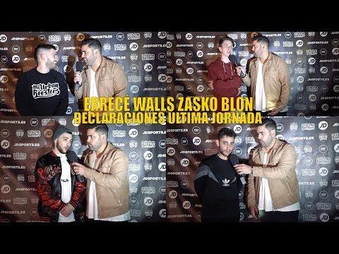 """ZASKO habla del HATE de los """"FAMOSOS"""" en el parque. WALLS, BLON y ERRECÉ (DECLARACIONES FMS)"""