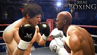 Real Boxing - Episode 3 - Roosters Final