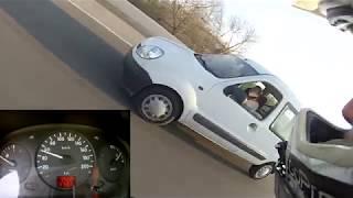 VELO MOTEUR 80cc VITESSE MAXIMUM ! (Compteur voiture)