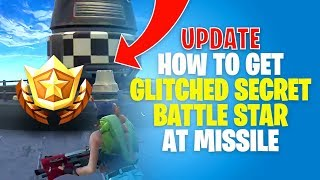 UPDATED: Missile Secret Battle Star Glitch - How to Get Week 4 Star in Fortnite Battle Royale
