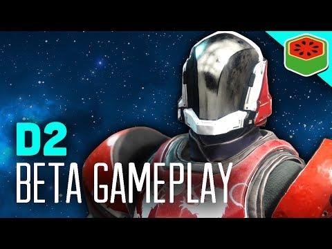 IT'S EVERYTHING I WANTED! | Destiny 2 Beta Gameplay