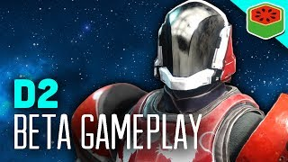 It's everything i wanted! | destiny 2 beta gameplay