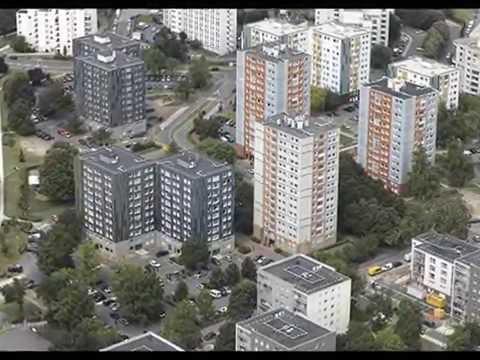 Visite de la cité du Grand ensemble de Tremblay 93290 - YouTube