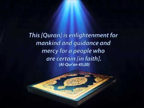 Chapter 106/114: Surah Quraish by Mishary Rashid Al-Afasy (English audio translation)