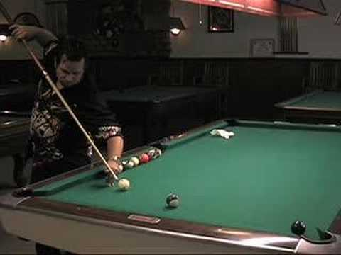 DEANS POOL TIPS MASSE SHOT YouTube - Masse pool table