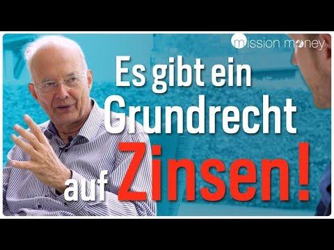 Paul Kirchhof: Warum DICH die EZB enteignet und das Privateigentum abschafft! // Mission Money