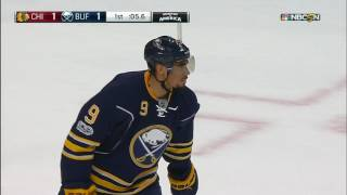 Kane converts after nice back pass by Eichel