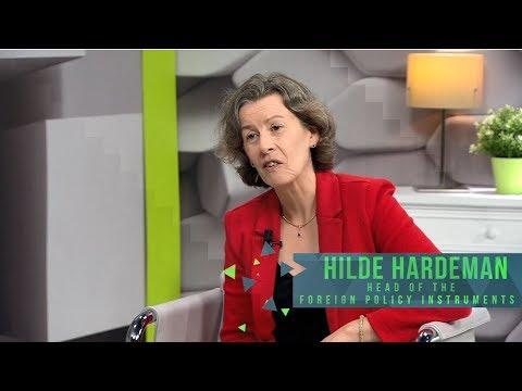 #EUpeople: behind the scenes with Hilde Hardeman