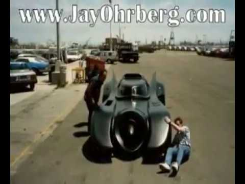 The Original 1989 Batmobile