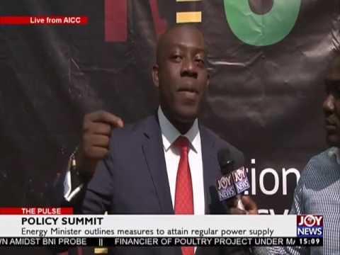 Policy Summit - The Pulse on Joy News (16-5-17)