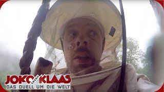 Nepal - Teil 2: Halluzinogener Honig | Joko gegen Klaas - Das Duell um die Welt | ProSieben