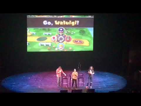 Ready Player 3 jacksepticeye and game grumps Norway, Oslo, Folketeateret