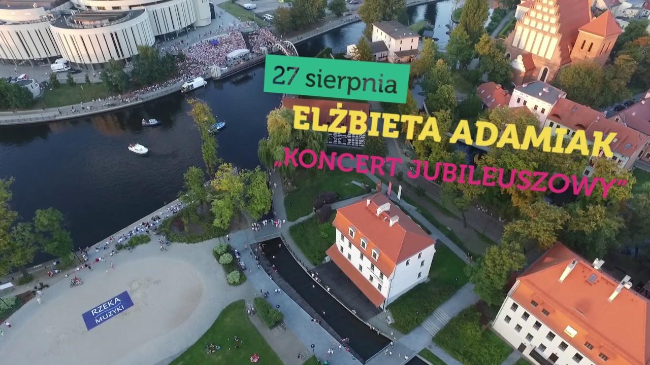 Elżbieta Adamiak – Rzeka Muzyki 2017