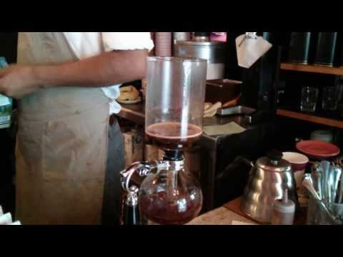 Drip Coffee In Mexico City