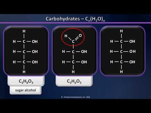 Carbohydrates - Aldoses
