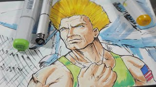 Martial Arts Month: Guile Street Fighter