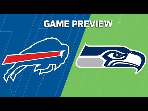 Bills vs. Seahawks (Week 9 Preview) | Monday Night Football | Move the Sticks | NFL