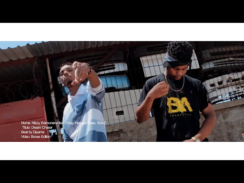 Nilzzy Wamunene feat F kay, Hernani, Case & Son Z - Dream chaser. Official Video by Bones Edition