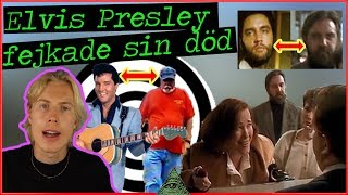 10 konspirationsteorier om Elvis Presley - HAN FEJKADE SIN DÖD!