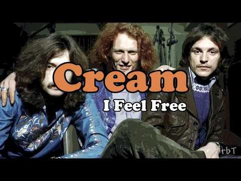 Cream - I Feel Free (Instrumental)