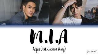 Download Afgan - M.I.A (feat. Jackson Wang) [Color Coded Lyrics]